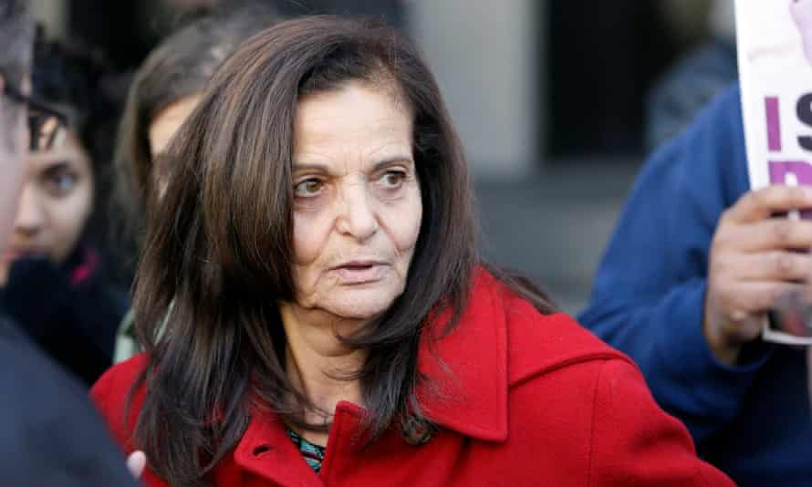 A US appellate court on Thursday vacated Rasmieh Odeh's conviction for US immigration fraud.