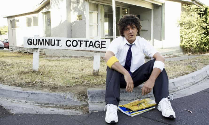 Chris Lilley as Jonah from Tonga in Summer Heights High