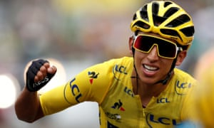 Egan Bernal - the only previous winner in this year's Tour - is aiming to defend the title he won last year, and Team Ineos's battle with Jumbo-Visma is expected to be key.
