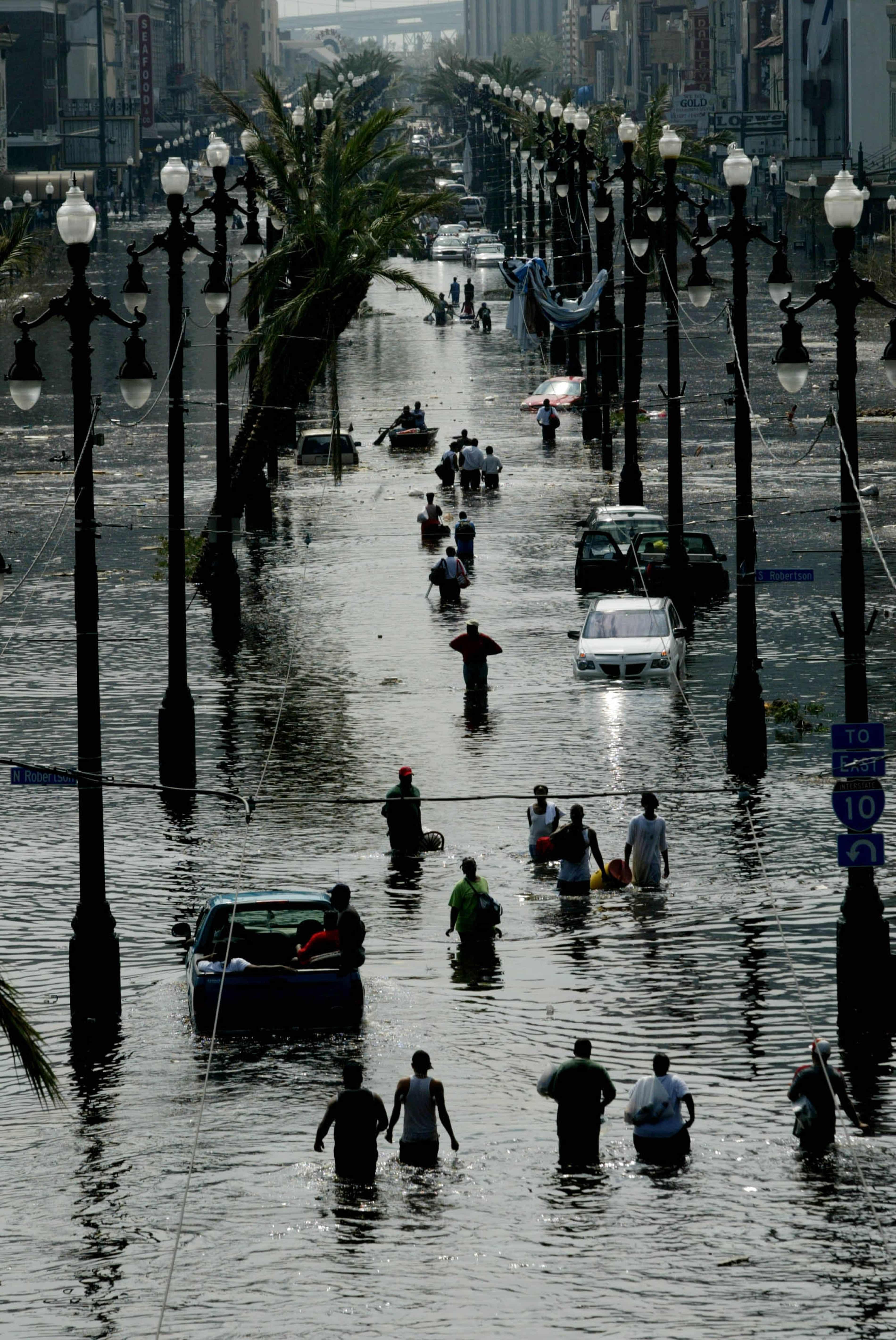 Naomi Klein: how power profits from disaster