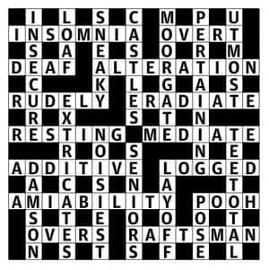 Solution to Guardian cryptic crossword No 28,127 by Qaos.