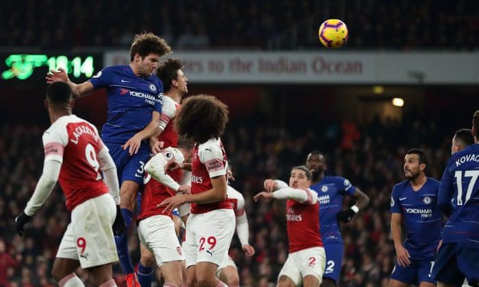 Arsenal 2-0 Chelsea  Premier League – as it happened  b562166e9d