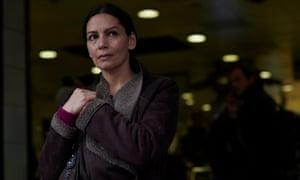 Sasha Behar as Jamila Faruk.