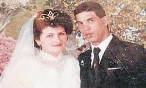 Marina Paraschou, former wife of EgyptAir hijacker Seif Eldin Mustafa.