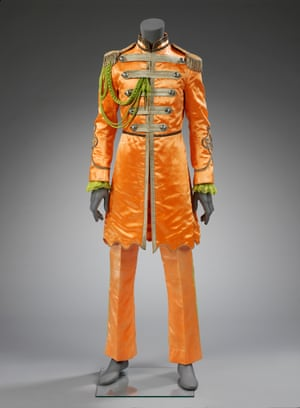 George Harrison's costume from Sgt. Pepper