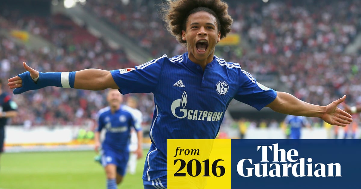 on sale 9145b 508f4 Leroy Sané does not have buyout clause in contract, say ...