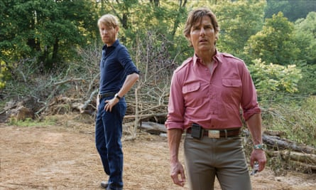 Tom Cruise in American Made, one of his lowest ever international earners.