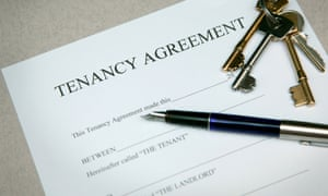 Rental agreement.
