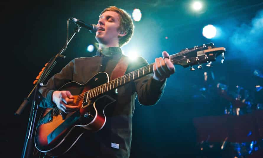 George Ezra's album Wanted on Voyage will be one of the LPs stocked by Tesco.