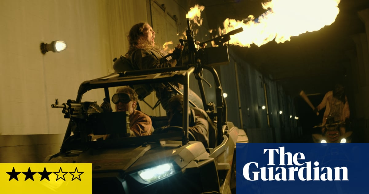 The Forever Purge review – butchery on the US-Mexico border
