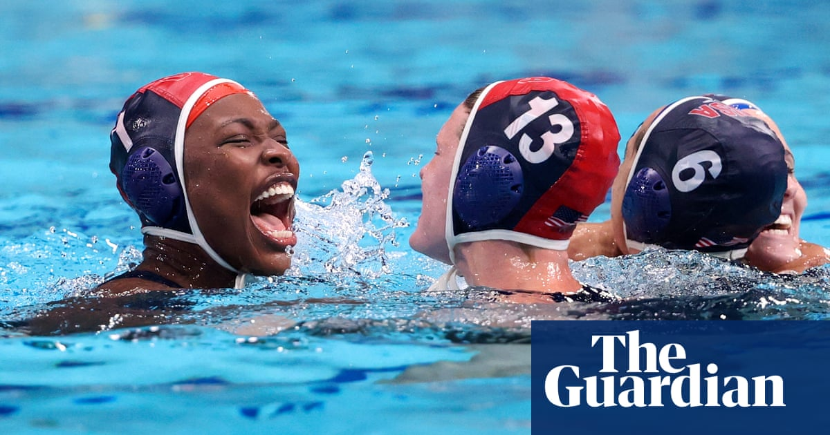 Unsparing USA women engulf Spain to cap rare Olympic water polo threepeat