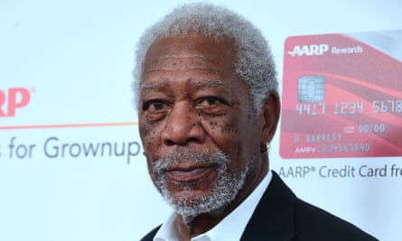 'Clearly I was not always coming across the way I intended,' Morgan Freeman said.