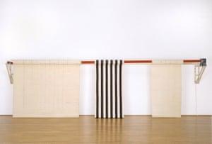 John Latham's Time Base Roller, 1972.