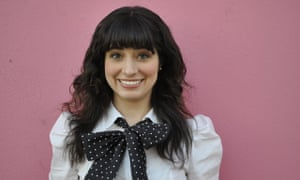 Melissa Villaseñor: will inspire others struggling to get in the door