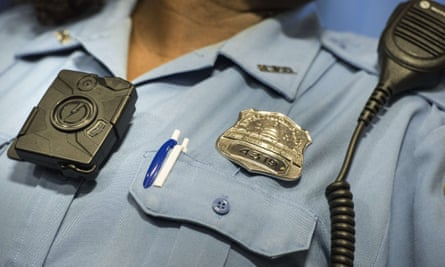 In California, lawmakers are considering legislation barring all California law enforcement officers from running facial recognition programs on body cameras.
