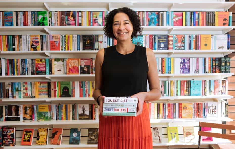 Amanda Truman of Truman Books
