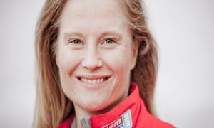 Sarah Young, 40, was pulled unconscious from the Pacific ocean and the crew's attempts to resuscitate her failed.