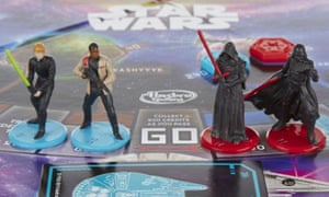 Star Wars Monopoly will be re-released with the film's lead character, Rey.