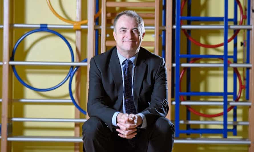 Kevin Harcombe, headteacher of Redlands primary school