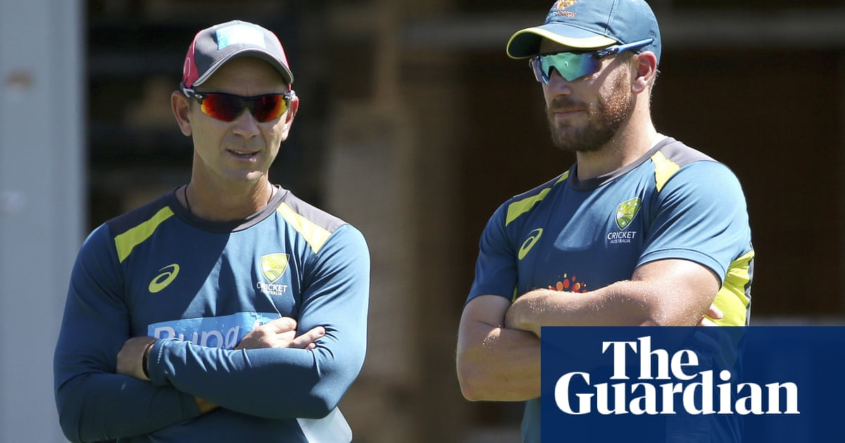 Cricket Australia CEO Hockley says Justin Langer is doing 'incredible job'