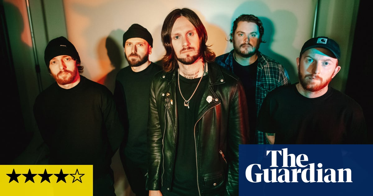 While She Sleeps: Sleeps Society review | Ben Beaumont-Thomass album of the week