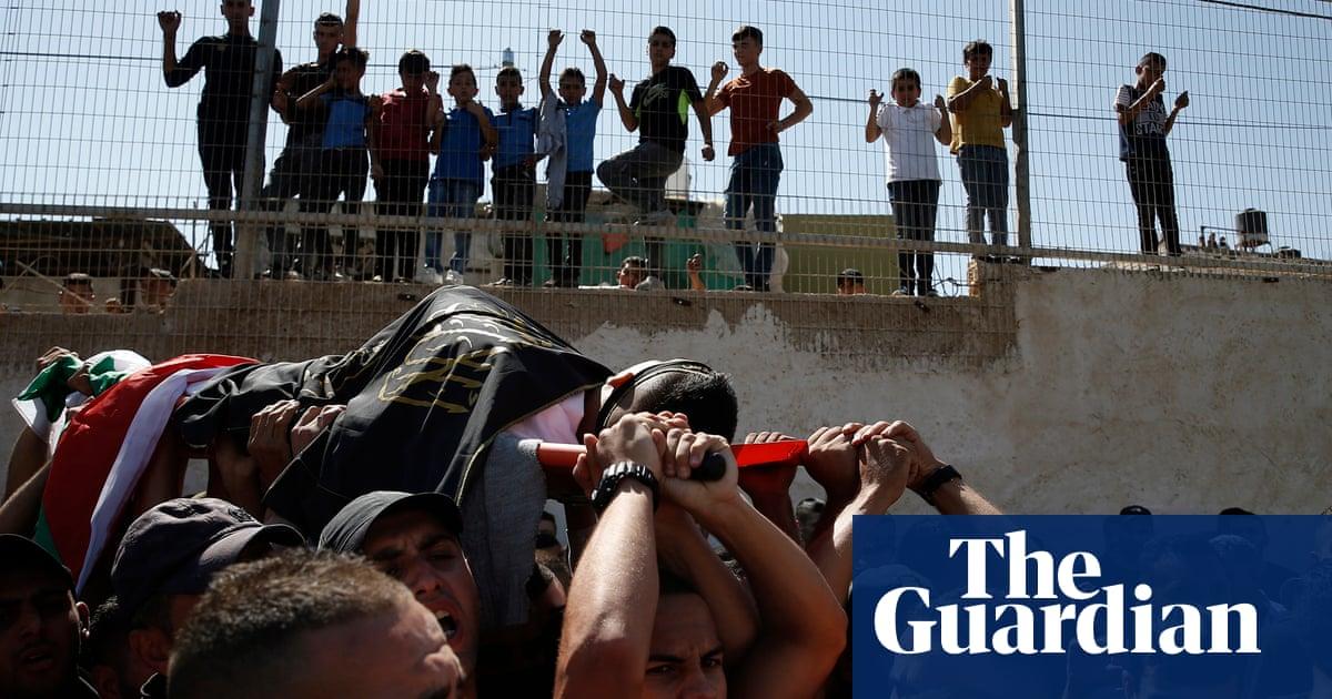 Five Palestinians shot dead in gun battles with Israeli troops in West Bank