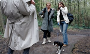 'I remember walking home through the woods': later we learned to laugh.