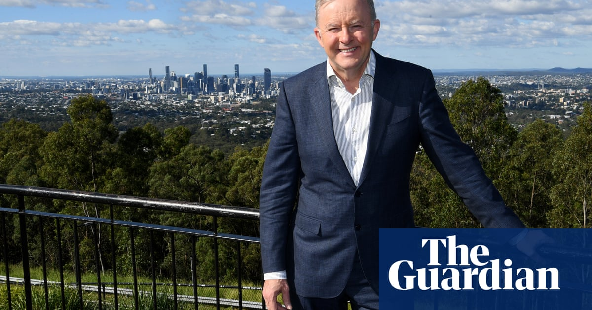 Anthony Albanese's Queensland pitch looks to convert 'ever greater' state Labor support