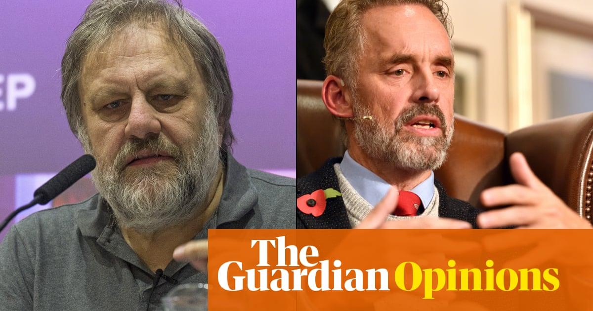 The 'debate of the century': what happened when Jordan Peterson debated Slavoj Žižek