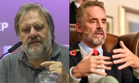 Zizek and Peterson: The Debate of the Century