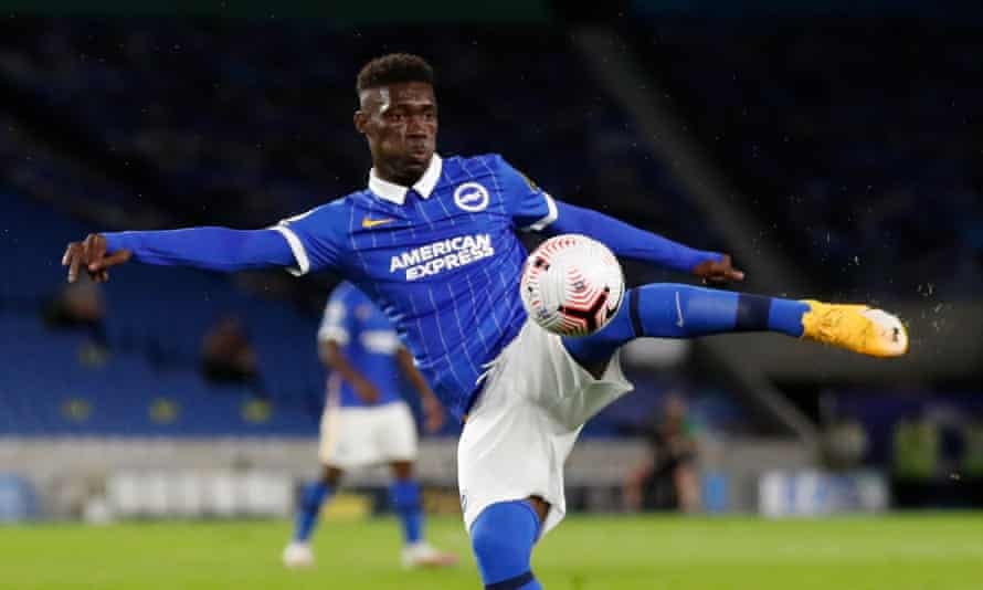 The Brighton & Hove Albion midfielder Yves Bissouma is a summer target for the Arsenal head coach Mikel Arteta.
