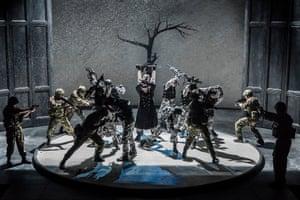 King Lear, Duke of York's theatre