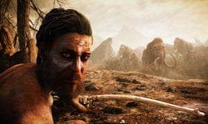 Far Cry Primal is set in the Stone Age, where you can tame animals that will help you take down enemies.