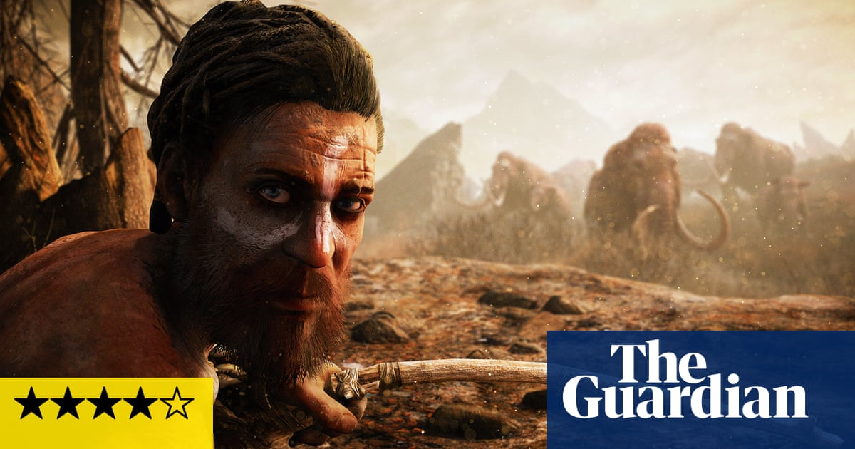 Far Cry Primal Review Great Gaming Joy With Story That Fizzles Out Games The Guardian