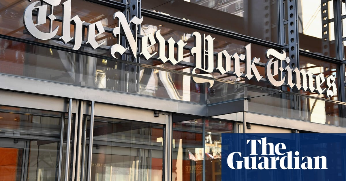 New York Times changes front-page Trump headline after backlash