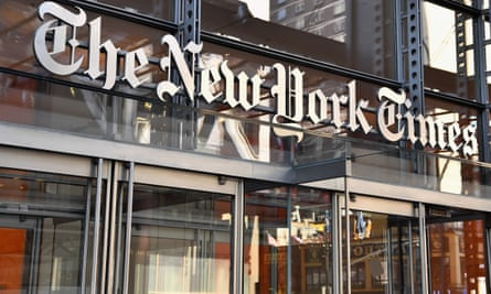 nytimes office