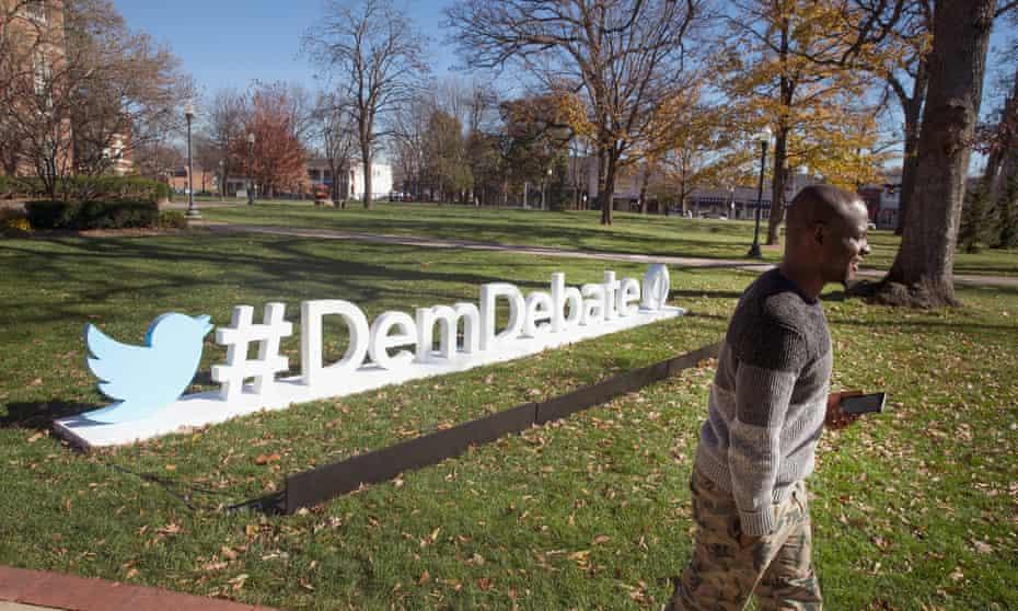 Iowa Democratic debate