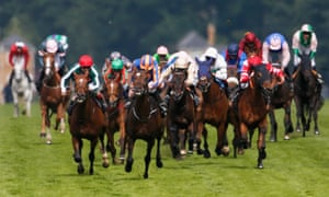 Order of St George (centre) and Ryan Moore