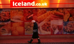 Iceland in Letchworth Garden City.