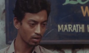 Irrfan made his debut in Mira Nair's Salaam Bombay in 1988