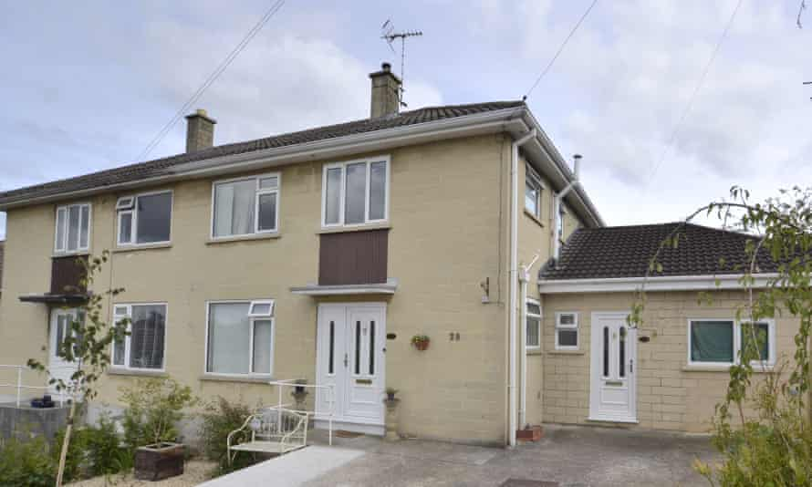 Four-bed semi in Somerset