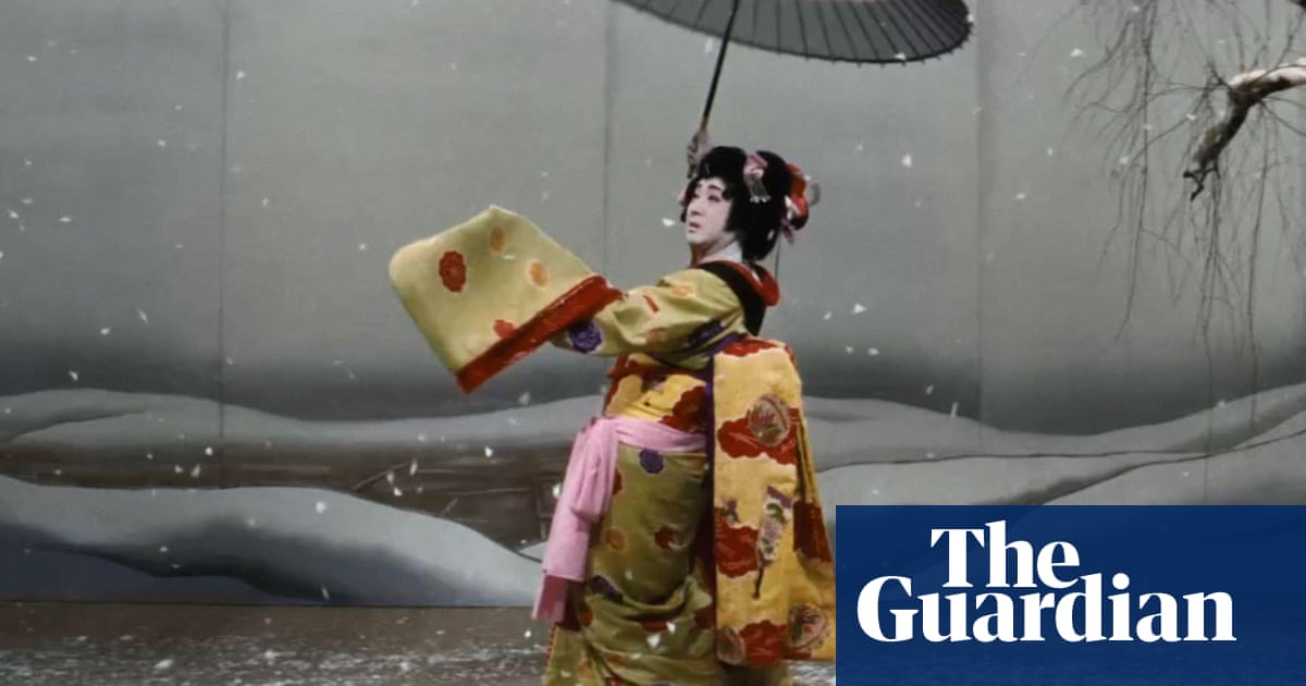 An Actor's Revenge: Kon Ichikawa's phenomenal kabuki thriller