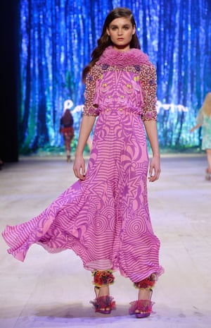 Kawaii Hawaii was the label's spring/summer 2013 collection, inspired by Japanese wood carvings, Koreshi dolls and shell art.