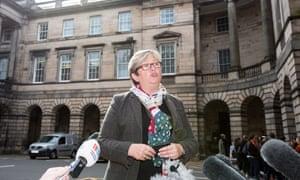 The Scottish National party MP Joanna Cherry
