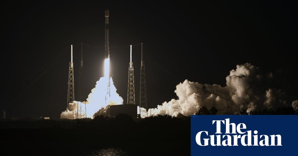 'What is that?': SpaceX rocket debris causes strange lights in night sky – video
