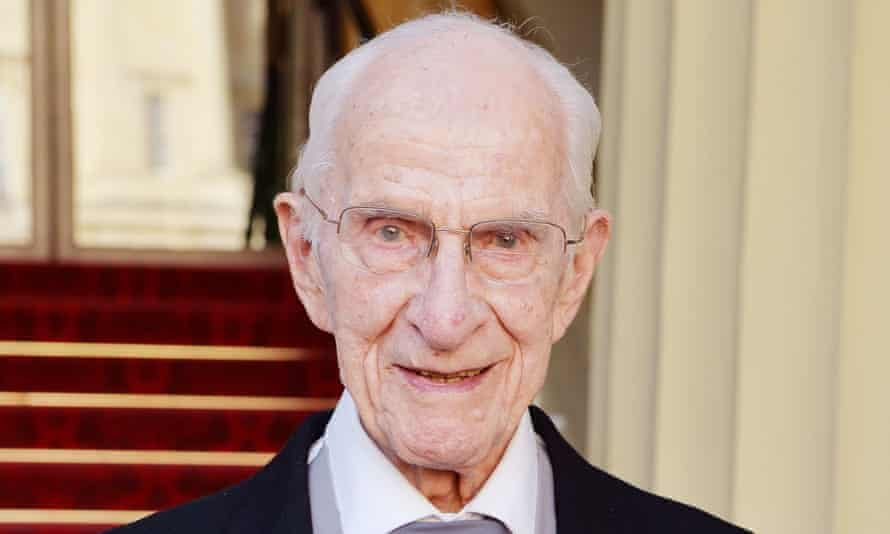 Dr William Frankland was awarded the MBE in 2015.