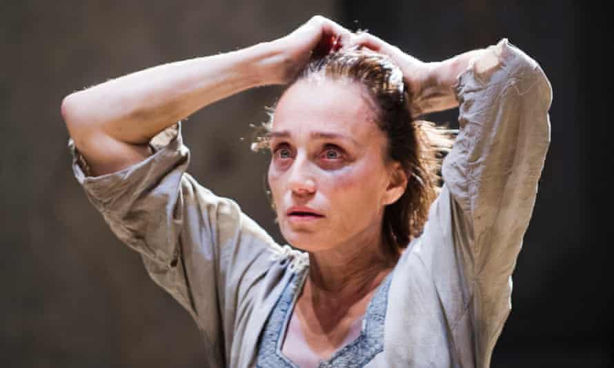 Kristin Scott Thomas in Sophocles' Electra