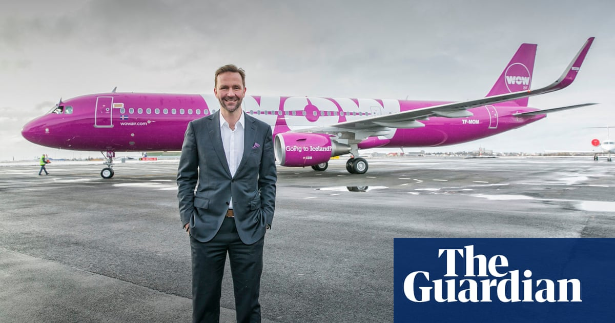 Wow Icelands Latest Low Cost Airline Offers A 99 Bridge To The US