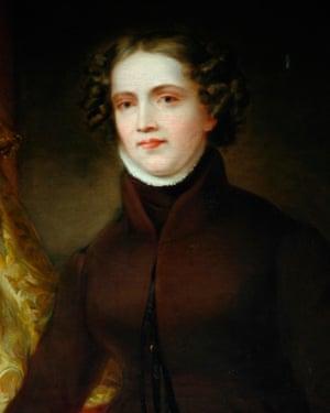 Anne Lister.