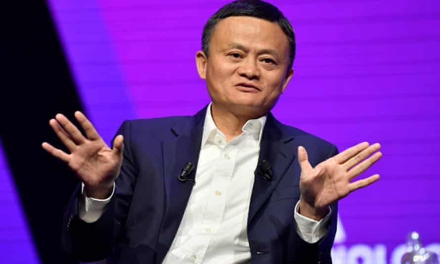 Jack Ma, the co-founder of China's Alibaba Group, has not been seen in public for months.